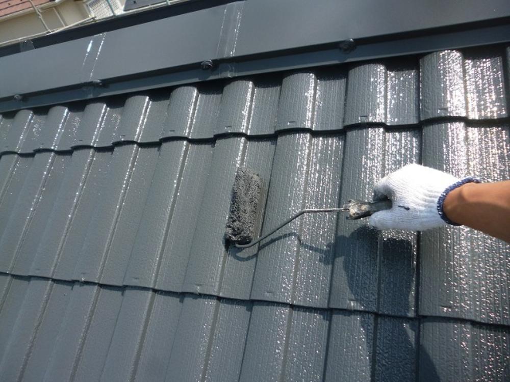 屋根塗装 成田市